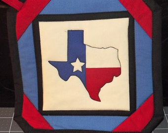 Texas Potholder