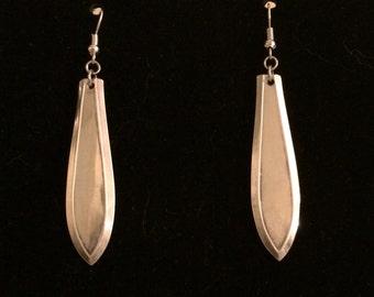 Antique Spoon Handle Earrings