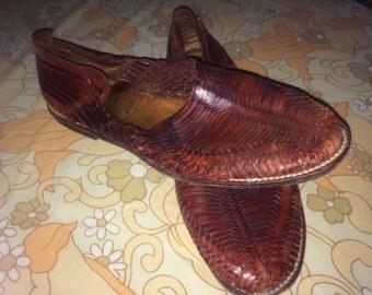 Men's Vintage Huarache Sandals