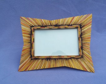 matchstick picture frame