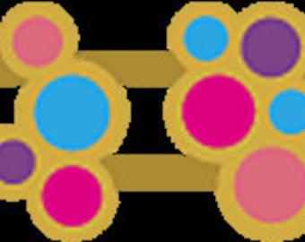 Pavilio Bracelet Bubble Lace Tape