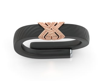 Blingtec for Jawbone UP  Center Lumiere Charms -  One Lumiere Center Charm.