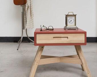 Drawer cabinet oak