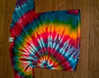 Rainbow Side Spiral