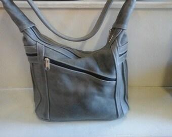 Buffalo Leather Ladies Handbag