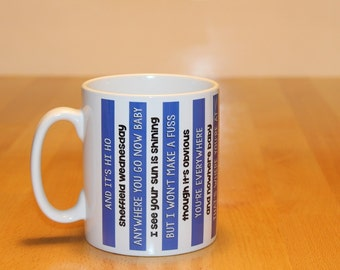 Hi Ho Sheffield Wednesday Mug for SWFC Owls fans