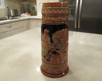 Vintage Beer Stein Made in Japan