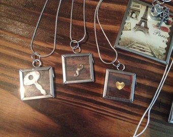 Love Letter Necklaces (Small)
