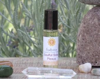 Soulful Solar Plexus Chakra Essential Oil
