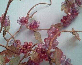 Grape garland