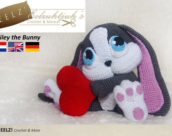 Bailey the Bunny - Crochet Pattern