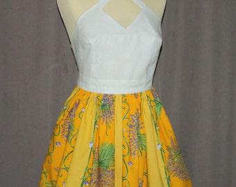 apron dress fabrics Provençale