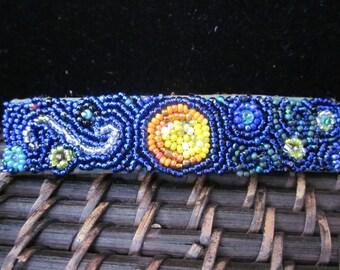 Starry Night Barette