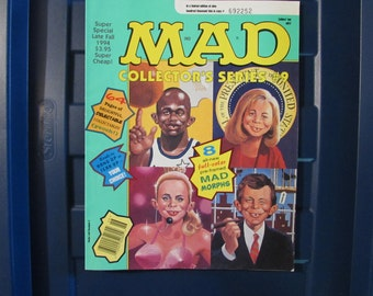 Mad Magazine Super Special Late Fall 1994