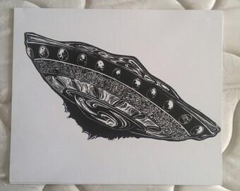 Starship Sombrero