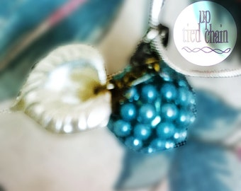 Blueberry Crush Necklace
