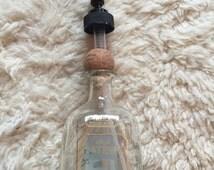Upcycled Mini Patrón Bottle Soap Pump