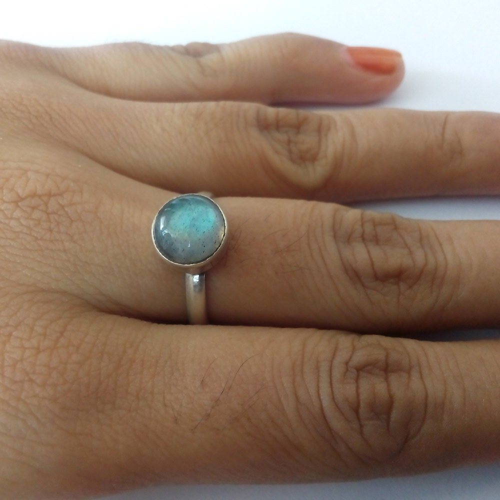 labradorite ring silver ring silver labradorite ring92 5