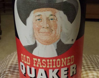 Quaker Oats Tin. 1982 Limited Edition.