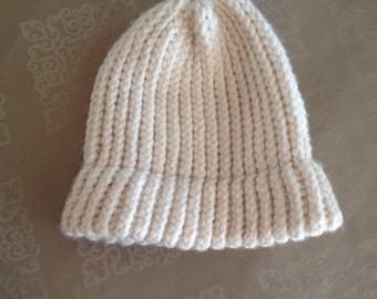 Handmade knit hat!