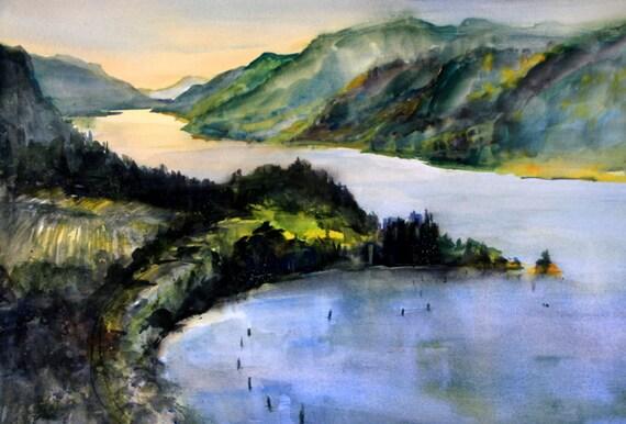 Columbia Gorge 353