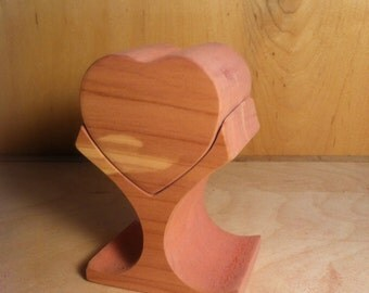 Cedar Heart Figurines