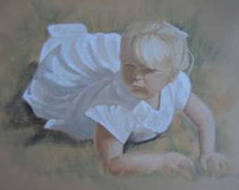 Portraits in pencil or pastel custom-made