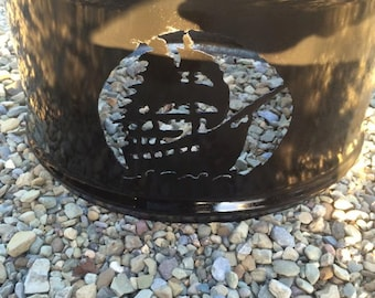 Pirate Fire Ring