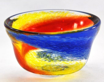 Fire and Water Offering Bowl