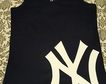 New York Yankees Racerback Tank