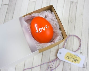 Egg Surprise version Love - pretty Announces