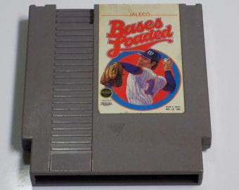 Bases Loaded - Nintendo NES Game