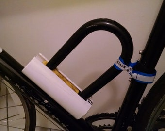 Fuhgin Bike Lock Holster for New York Fahgettaboudit Kryptonites