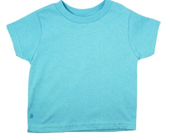 DIY Blanks - Aqua Short Sleeve T-Shirt