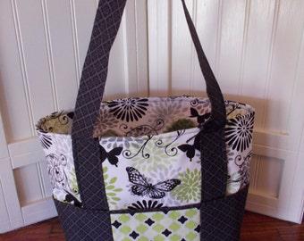 Custom Diaper Bag Tote