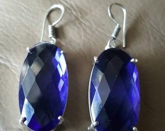 Purple Quartz Earrings!