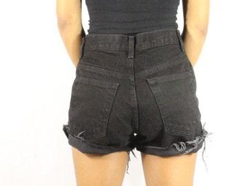 Ally High Waist Shorts