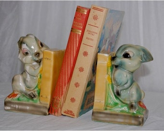 Thumper bookends