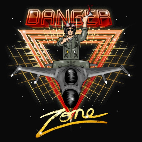 Danger Zone Top Gun