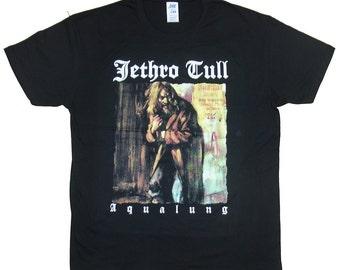 JETHRO TULL T-SHIRT Aqualung
