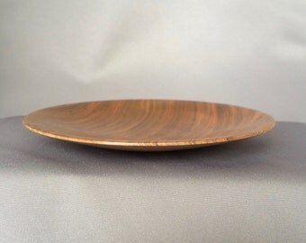 "6"" [15cm] Mahogany display dish"