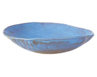 Castile Blue Fruit Bowl