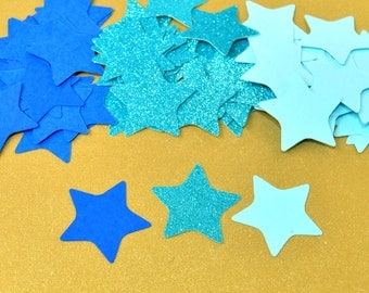 Stars Party Decor Confetti Twinkle Twinkle Little Star Table Scatter Star Confetti First birthday Party Star Party Birthday Party Decor