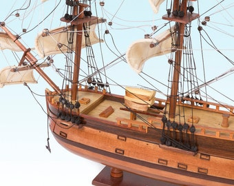 HMS Endeavour tall ship 45cm