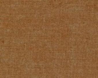 Peppered Cotton TOBACCO 85 by Pepper Cory for Studio E Fabrics,Shot Cotton