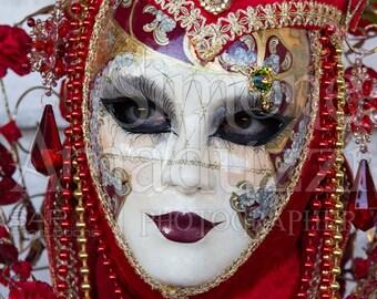 Carnival, Venice, Italy, Photography, Prints, Canvas, Masquerade, Mask, Costume, Carnival, Mardi Gras, gondola