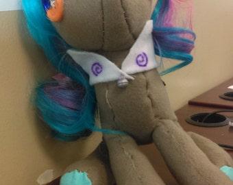 Custom pony design