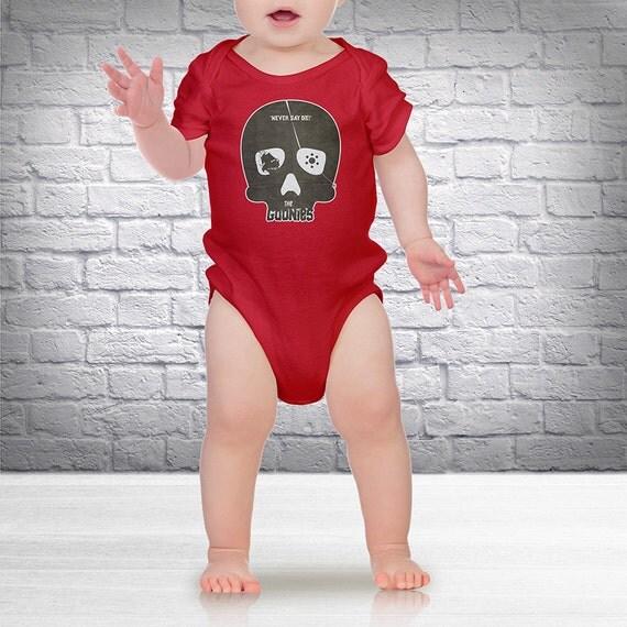 The Goonies Movie One-Piece (one-sie) - Newborn / Infant Clothing