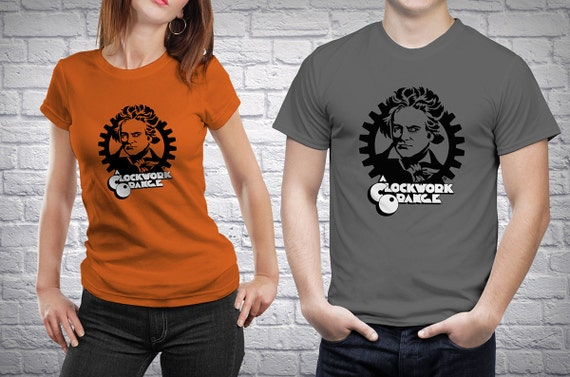 Clockwork Orange Movie T-Shirt [Clockwork Orange T-Shirt / Clockwork Orange]