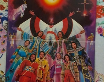 """EARTH WIND and FIRE Vinyl """"I Am"""""""